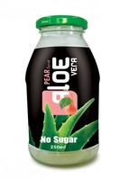 Aloe Vera No Sugar with Pear Flavor