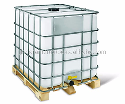 Standardised HDPE IBC Containers