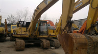 Used caterpillar excavator 320B ,also 315D,320C,320D,330B,330C,336D