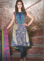 Pakistani stitched lawn suits / Pakistani lawn / Pakistani printed lawn dresses