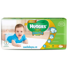 FMCG products Gold Pants Baby Diaper