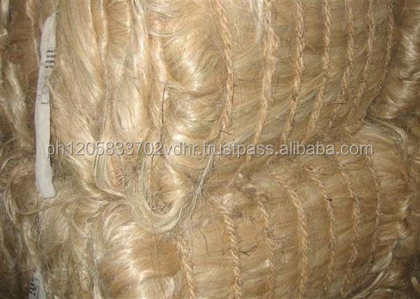 Grade A Sisal Fiber supplier/Coconut fiber