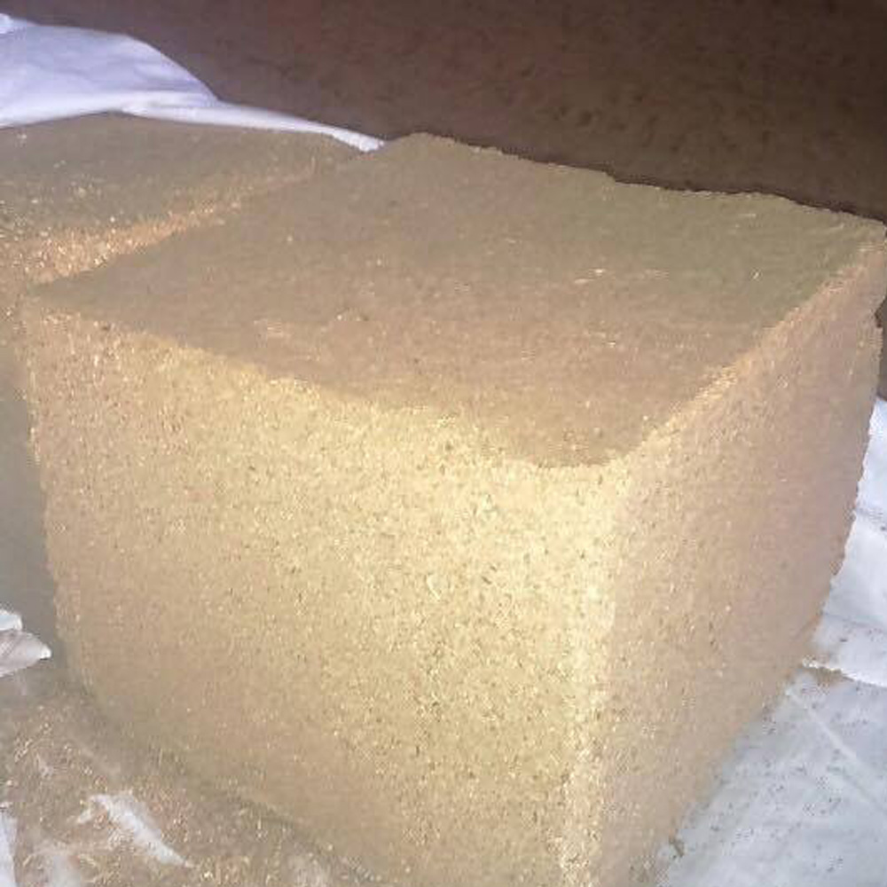 Sell natural sawdust compressed block from Vietnam