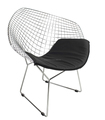 MODERN DESIGN ROCKING IRON CHAIR
