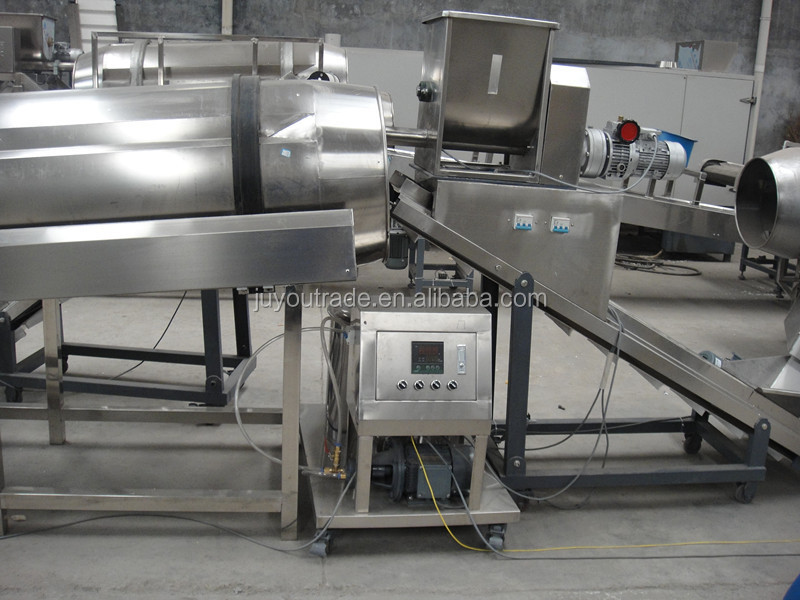 Most popular!!!nutritious high quality puffed rice cereal, rice cereal making machine
