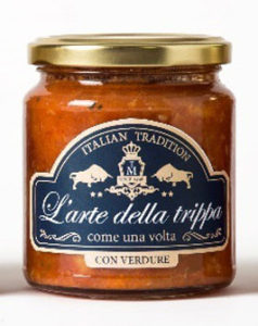 L'Arte della Trippa - Ready Meal Beef Tripe with Vegetables 1 kg