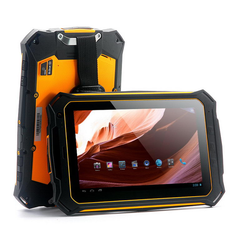 Bottom price latest ultra-rugged military tablet pc