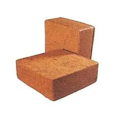 Coco peat all natural brick