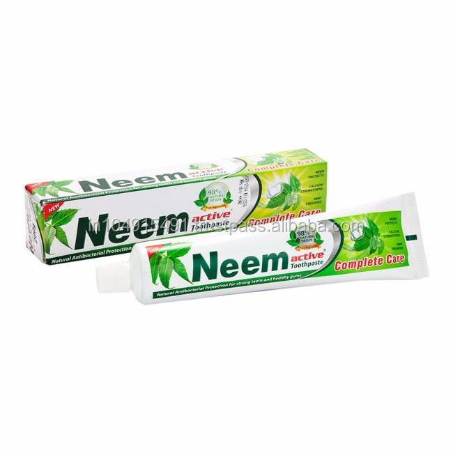 Neem Active Toothpaste :: Complete Care Neem Active Paste:: Vegetarian