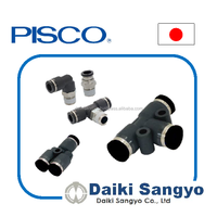 Low-cost compression fitting ball valve PISCO at reasonable prices