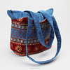 2015 New Arrived Turkish blue design hand bag E100053