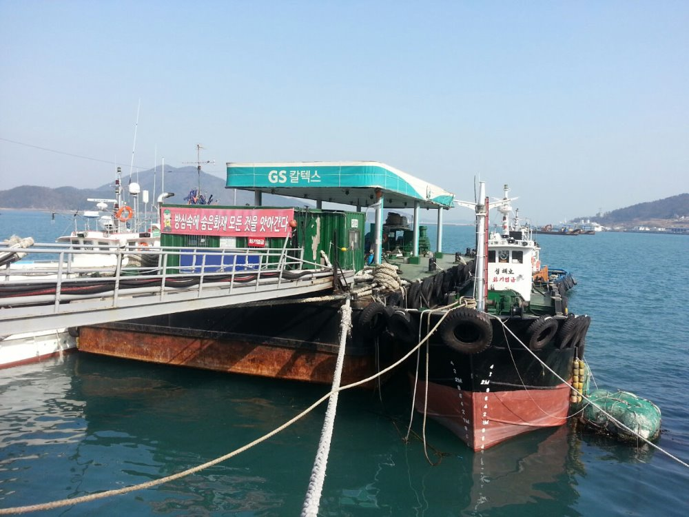 7TANKS, 700DWT OIL STORAGE BARGE FOR SALE (SDM-OB-700)