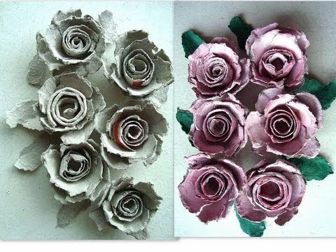 Cheap how to recycle paper find how to recycle paper deals on line get quotations egg carton roses how to diy recycle paper flowers paper crafts mightylinksfo Choice Image