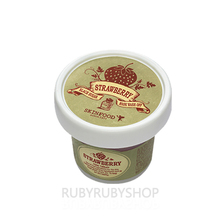 [SKINFOOD] Black Sugar Strawberry Mask Pack - 100g (Wash Off) KOREAN COSMETIC