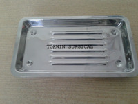 Hot selling Dental Tray with grooves