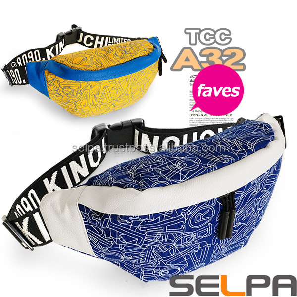 Waist Fanny Pack Belt Bag Pouch Travel Hip Purse Men Women