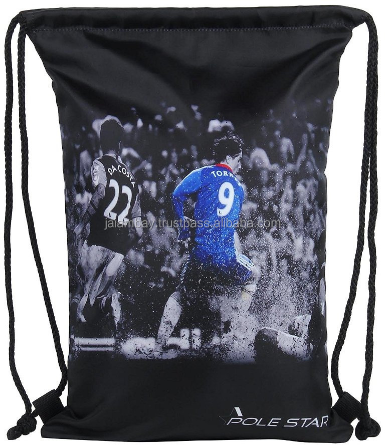 Drawstring Bag, Gym Drawstring Bag