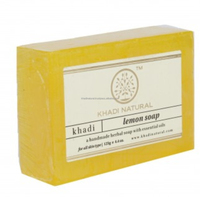 Khadi Natural Herbal Lemon Soap