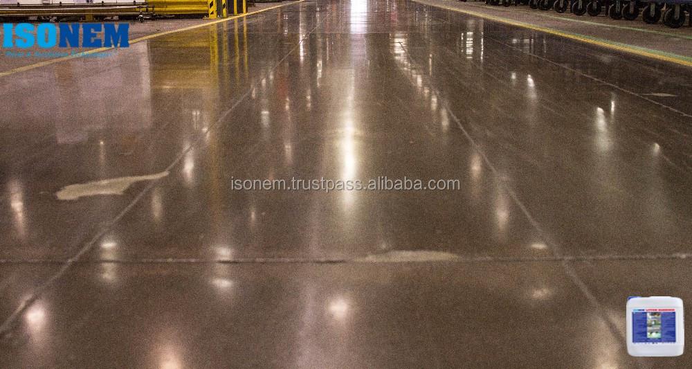 Liquid Hardener Floor : Hot selling isonem lithium hardener liquid concrete