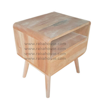 Indonesia Furniture-Navarro Bedside Table Hospitality Project Furniture