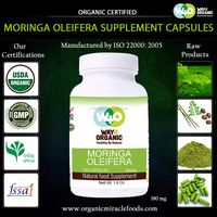 OEM brand Food Supplement Moringa weight loss slimming capsules