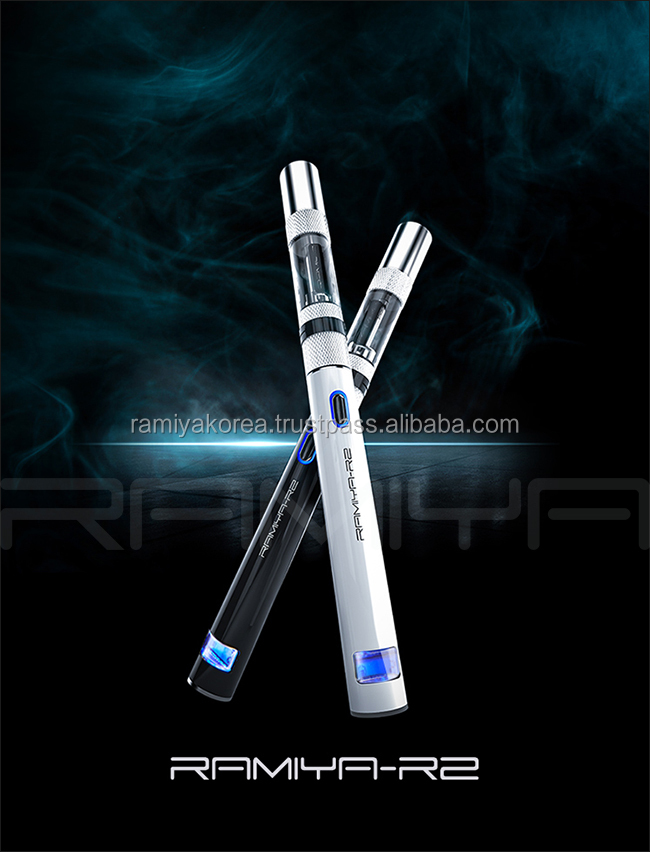 2016 Ramiya great design best quality vaporizer e cigarette R2