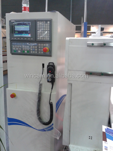High speed water cooled cnc spindle atc