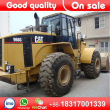 CAT966E 966F 966G Used Wheel Loader For Sale