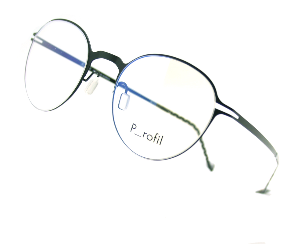 PROFIL eyewear p001 super light weight screwless flexible eyeglasses frames