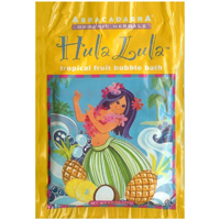 Hula Lula Bubble Bath, Tropical Fruit 2.5 oz by Abra Therapeutics