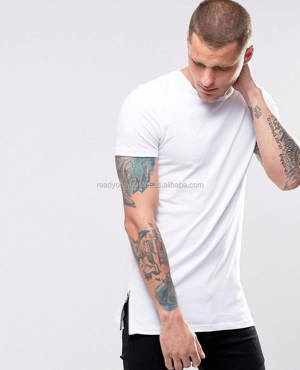 Fashion Wholesale Compression tee shirt wholesale hot sale trendy customized t shirt