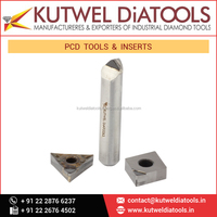 Natural Diamond Internal Turning Tool with PCD Inserts