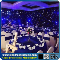 club disco xxx imagic smd led curtain lighting