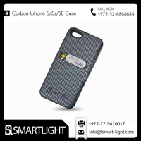 Thin Carbon Colour Case Cover with Bettery Lighter Available at Market Rate