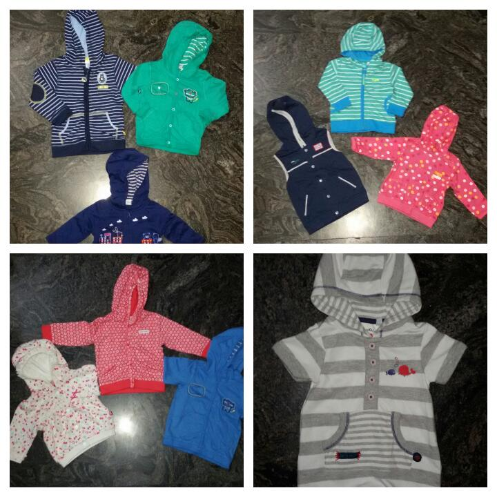 Kids Winter Hoodies Hooded Sweatshirts Jackets Sweat shirts