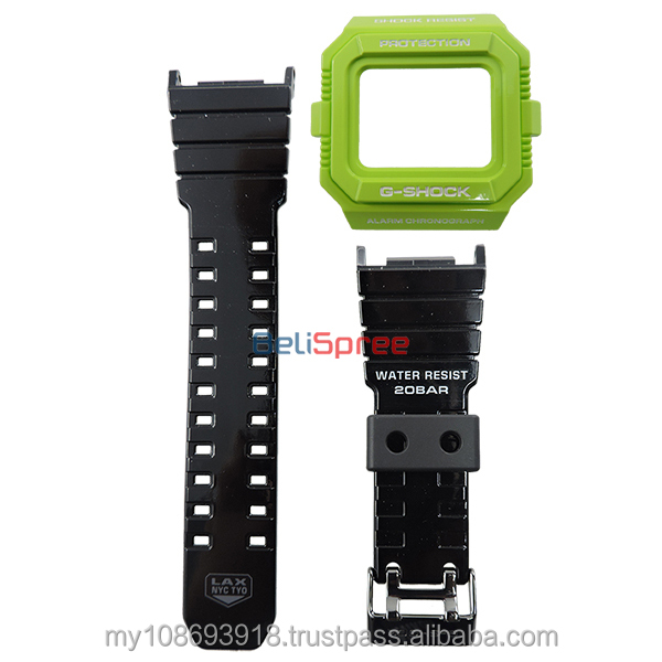 G-Shock G-5500US-3V Bezel And Band Replacement Parts Watch