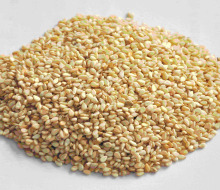 Hulled natural white black/brown sesame seed