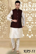 Kurta Pajama with jacket for Men