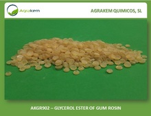 GLYCEROL ESTER OF GUM ROSIN, Food Grade, Chew Gum