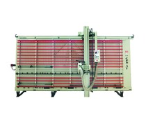 composite panel cutting and grooving machine