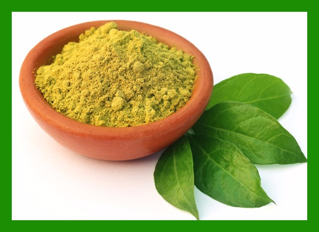 Pure Rajasthan  Henna Powder From Rajasthan India
