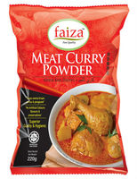 Meat Curry Powder, chicken curry, malay curry, indian curry, halal product, halal curry