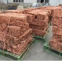 2016 Copper Wire Millberry Scrap 99.99% purity for sale