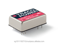 TRACO POWER TEN 8WI Series Power Supply DC/DC Converters / a family of high performance 8 Watt dc/dc converter modules