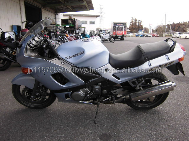 Rich stock and Various types of used motorcycles kawasaki with Good condition made in Japan