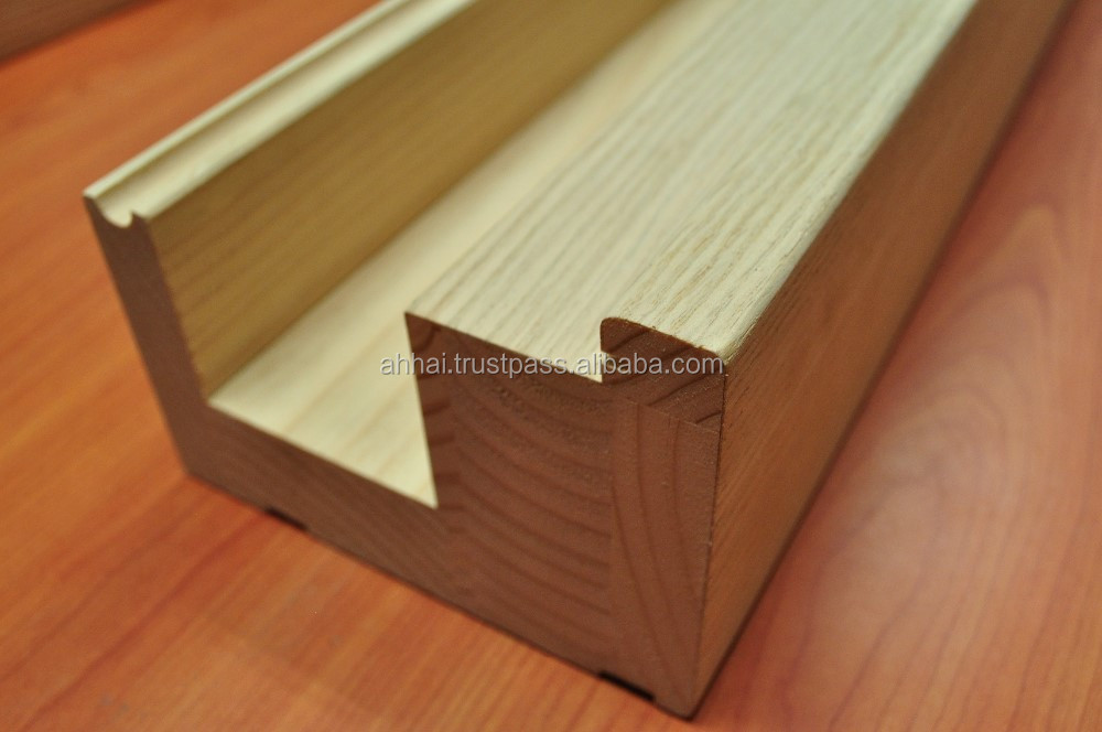 Veneer Wrapped Door Frames
