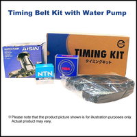 Timing Belt Kit with Water Pump for Sprinter Carib AE111G/AE114G STB507
