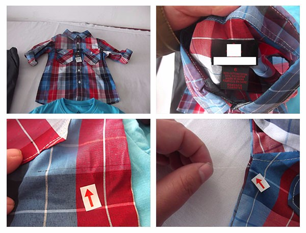 Baby Garments Quality Control Inspection / Final Random Inspection / Clear and Detailed Inspection Report
