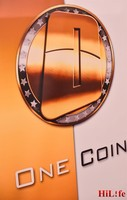 OneCoin cryptocurrency mining