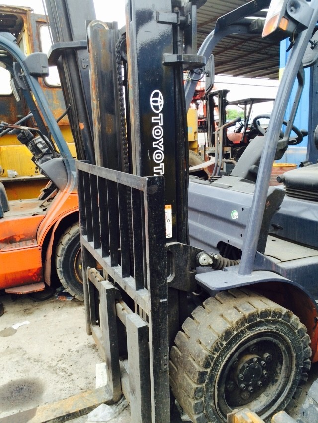 used forklift Toyota 30 second hand Toyota 3 ton forklift for sale